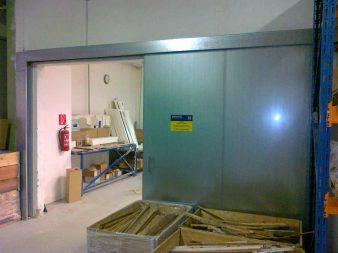 Protipožiarne brány a dvere