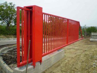 Plotové brány a plotové dielce